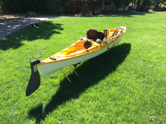 Used Eddyline Kayaks | happy paddlin